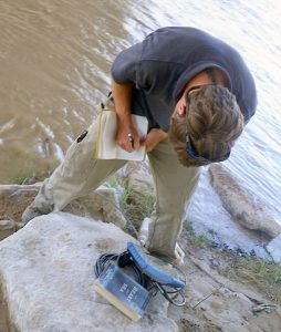 Utah DEQ Water Quality scientist