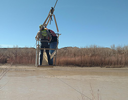 March 16, 2019 Gold King Mine Water Sampling