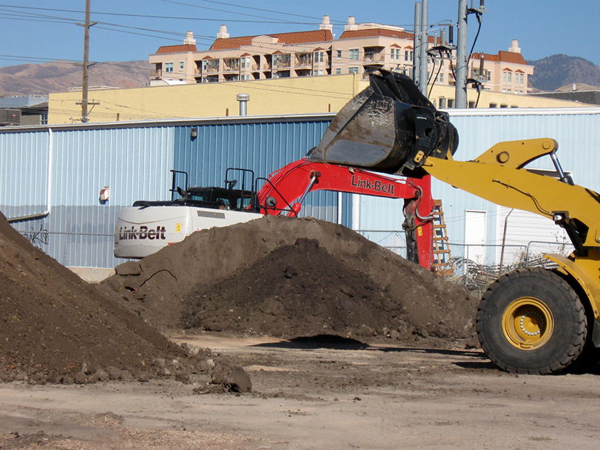 Centro Civico Brownfields Cleanup