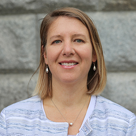 Erica Gaddis: Director, Division of Water Quality