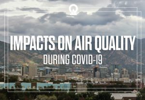 Impacts on Air Quality During COVID-19