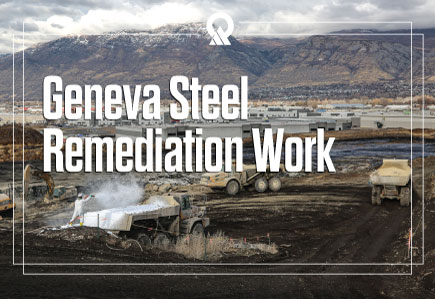 Geneva Steel Remediation Work