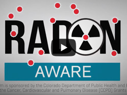Colorado Radon Aware