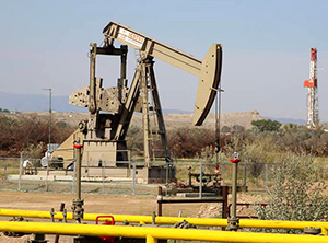 Uinta Basin Oil Well