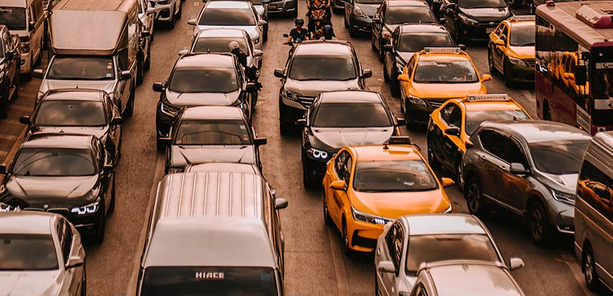 Traffic Jam (unsplash.com)