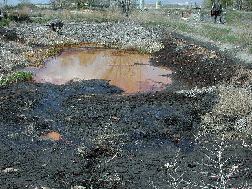 Improper disposal of used oil can cause significant environmental damage to soils, surface water, and groundwater.