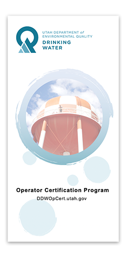 Operator Certification Program Brochure